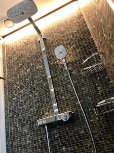 Salle de bains dans l'établissement Luxury Suite Koksijde 102 Adult only!