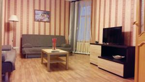 Apartment on Vsevoloda Vishnevskogo