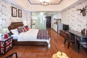 2513 Service Apartment Foshan Nanhai Wanda Branch