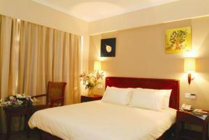GreenTree Inn Shanxi Jinzhong Yuci Huitong Road Shell Hotel