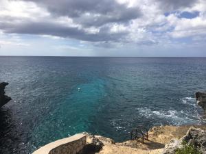Coral Seas Cliff