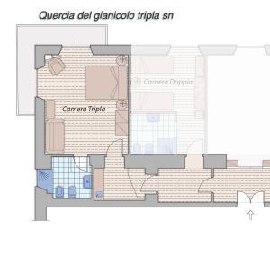 Quercia Del Gianicolo