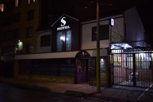 Hotel Sion Santafe