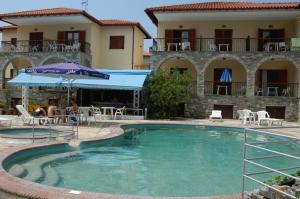 The swimming pool at or near Hotel Argo