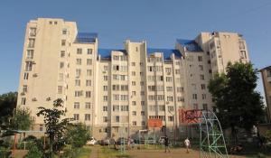 Apartament na Krymskoi