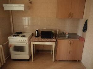 Apartment on Komsomolskaya 8