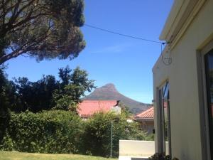 Family home in Vredehoek