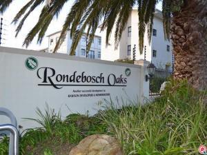 Rondebosch Oaks Complex