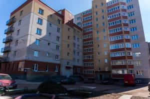 Apartments at Gorokhovskaya 83