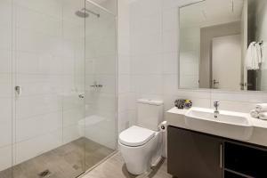 Ванная комната в Quest Macquarie Park