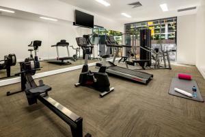 Фитнес-центр и/или тренажеры в Quest Macquarie Park