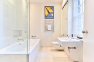A bathroom at Moreton Street Penthouse