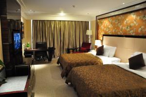 New Cozy Harbour Hotel