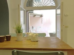 Inside Trastevere, Apt with terrace