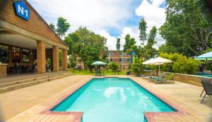 N1 Hotel & Campsite Victoria Falls