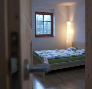 Postelja oz. postelje v sobi nastanitve Apartment Brina
