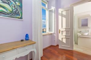 Salle de bains dans l'établissement Apartment Luxury Waterfront