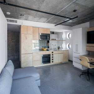 A kitchen or kitchenette at Boxotel