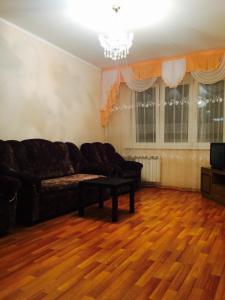 Гостиная зона в Apartment on Galeeva 23-301