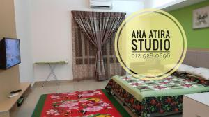 Ana Atira Studio at De Viana Court