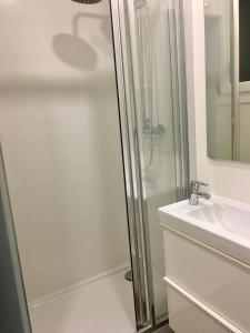 A bathroom at Akira Camp Nou Class Apartments