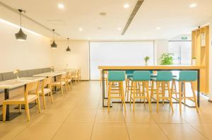 Hanting Hotel Laiwu Yinzuo Mall