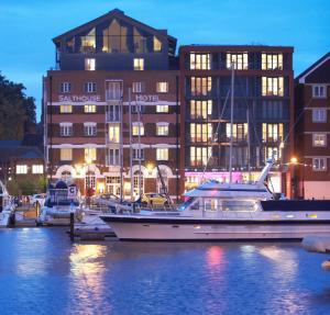 Salthouse Hotel Ipswich Deals