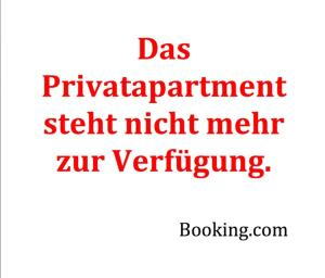 Private Apartment Weinkampswende (4918)