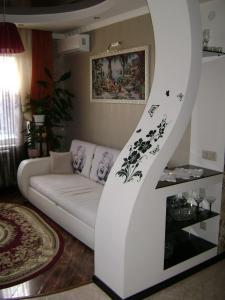 (Apartamenty na Simferopolskom s vidom na more i park)