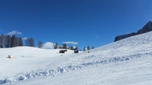 Schattseiterhof during the winter