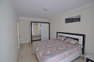 Lova arba lovos apgyvendinimo įstaigoje Karma Apartment