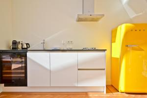 A kitchen or kitchenette at Fantastic Bright Penthouse