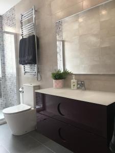 A bathroom at Beautifulilla