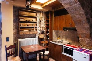 A kitchen or kitchenette at Vilaeti