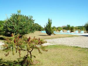 Jardin de l'établissement Holiday home La Croix-Blanche