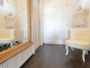 A bathroom at Casa Monica Apartment