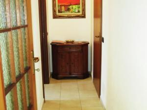 A bathroom at Ticino Riviera Uno Più Due
