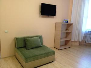 A seating area at Anapa-Krepost