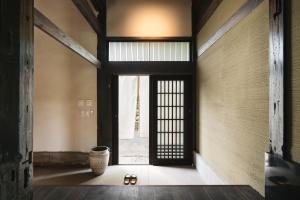Kiraku 飫肥にあるバスルーム
