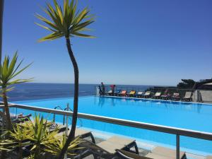 The swimming pool at or near SARA RIVIERA Costa Plana