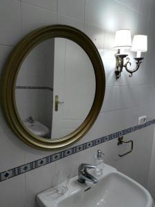 A bathroom at Apartment Victoria Leisure Port