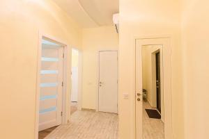 Vonios kambarys apgyvendinimo įstaigoje Pearly Sea Apartment