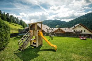 Children's play area at Taela Apartments