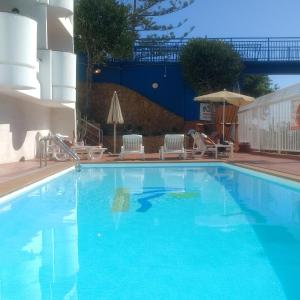 The swimming pool at or near Apartamentos Mayagüez - Adults Only
