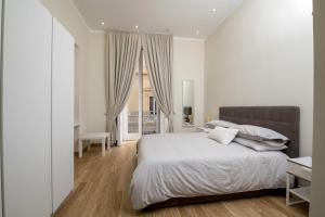 A bed or beds in a room at Santa Brigida 16