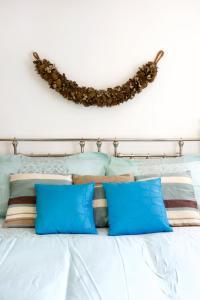 Un ou plusieurs lits dans un hébergement de l'établissement Moulin de Perle