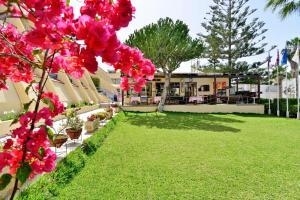 Сад в Napa Prince Hotel Apts