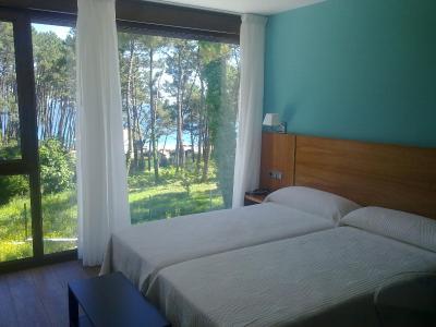 Hotel Alén do Mar foto