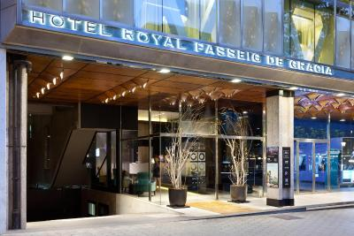 Royal passeig de gracia barcelona updated 2018 prices for Hotel gracia barcelona
