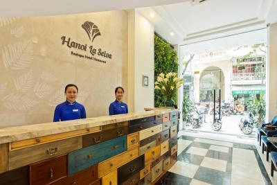 Khách Sạn The Jasmine